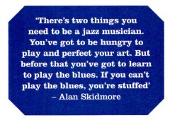 Blues quote
