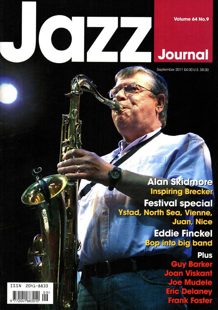 Jazz Journal cover