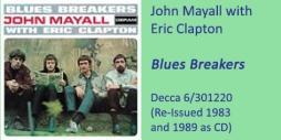 Mayall Clapton