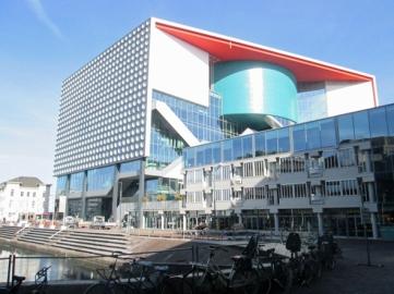 Tivoli Vredenburg Concert Hall Utrecht