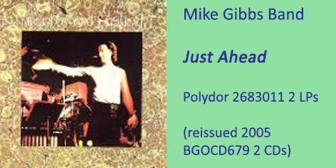 Gibbs Just Ahead