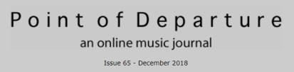 Point of departure header